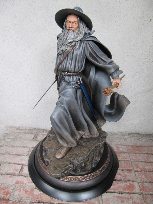 Repaint Polystone Gandalf . Img_7620