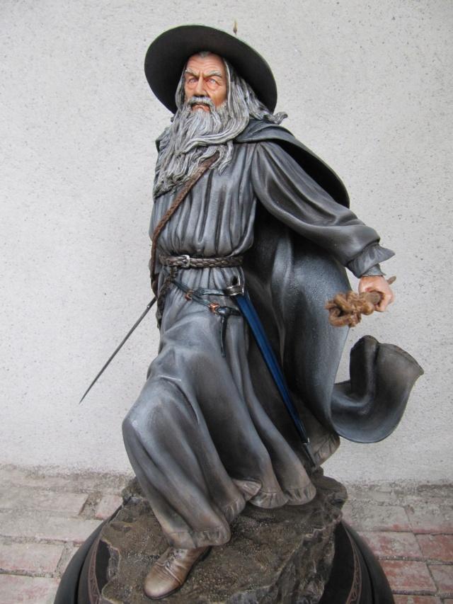 Repaint Polystone Gandalf . Img_7621