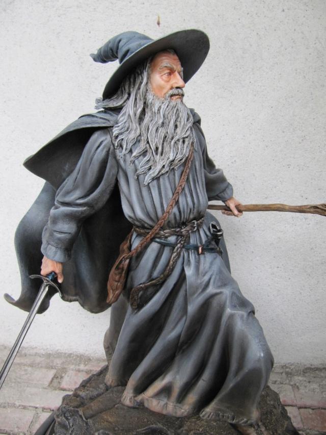 Repaint Polystone Gandalf . Img_7625