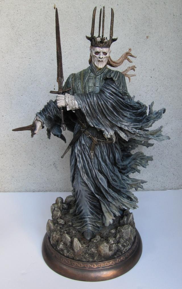 repaint statue weta sideshow bowen . Witch110
