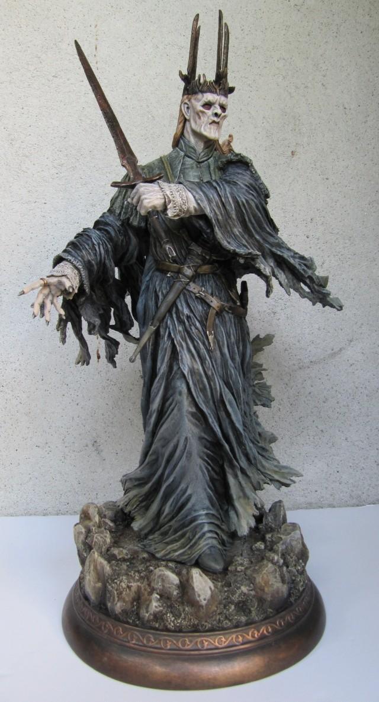 repaint statue weta sideshow bowen . Witch810