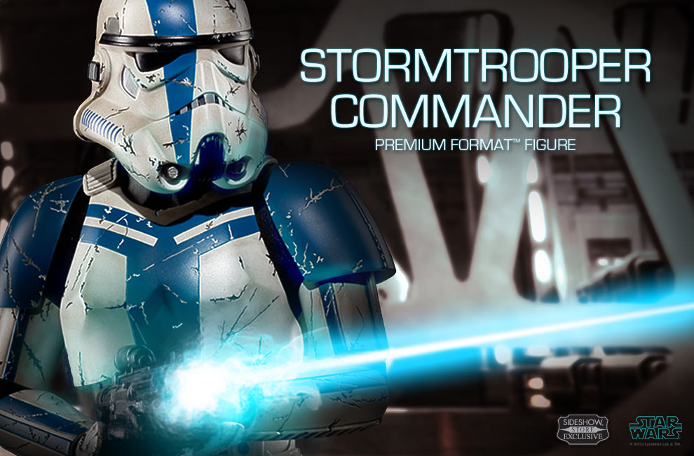 Sideshow - Stormtrooper Commander Premium Format  71803s10