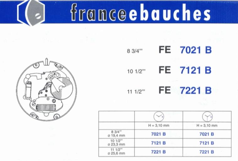 Montre Alexandre Flamand Fe_71210