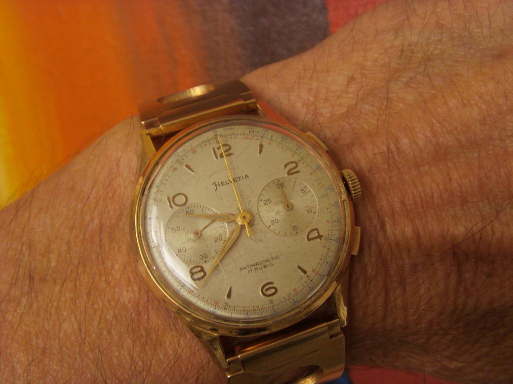 Mido -  [Postez ICI les demandes d'IDENTIFICATION et RENSEIGNEMENTS de vos montres] - Page 34 H4010