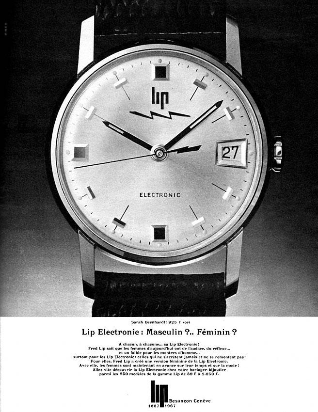 citizen - LE FIL ELECTRIQUE – LCD, Diapason, LED, Quartz, piles... à l'heure ! - Page 13 Lip_el10