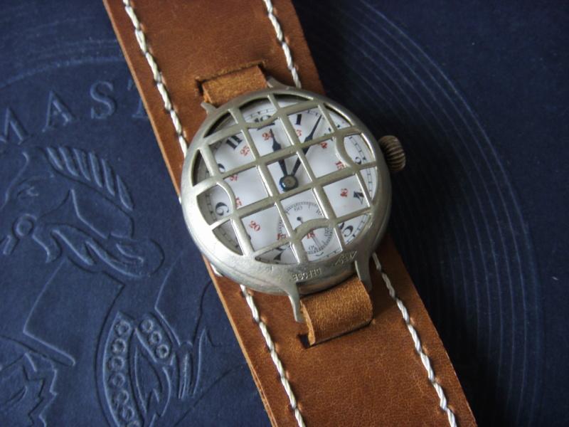 11 novembre 1918. Montres et horloges P310