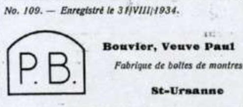 Montre gousset Enila Fils de Maurice Dreyfus - La Chaux-de-Fonds, Suisse Pb10