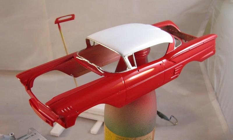 chevrolet impala 1958 01310