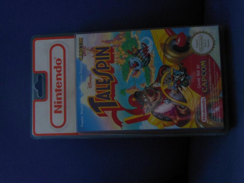 [Conseil/Estim] Talespin NES neuf Dscn0410