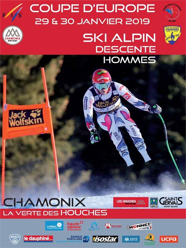 Ski de compétition dans la vallée 12754510