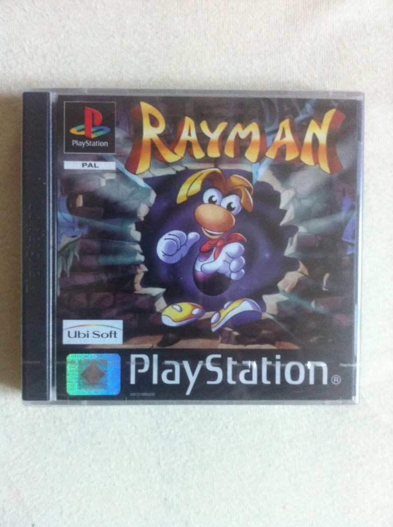 Collection LINK30  Vidéo  - Page 2 Rayman10