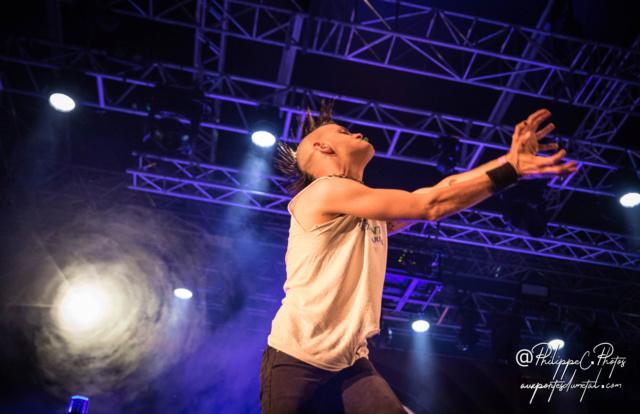 Festival Nuits Carrées 2018 à Antibes  Ultrav11