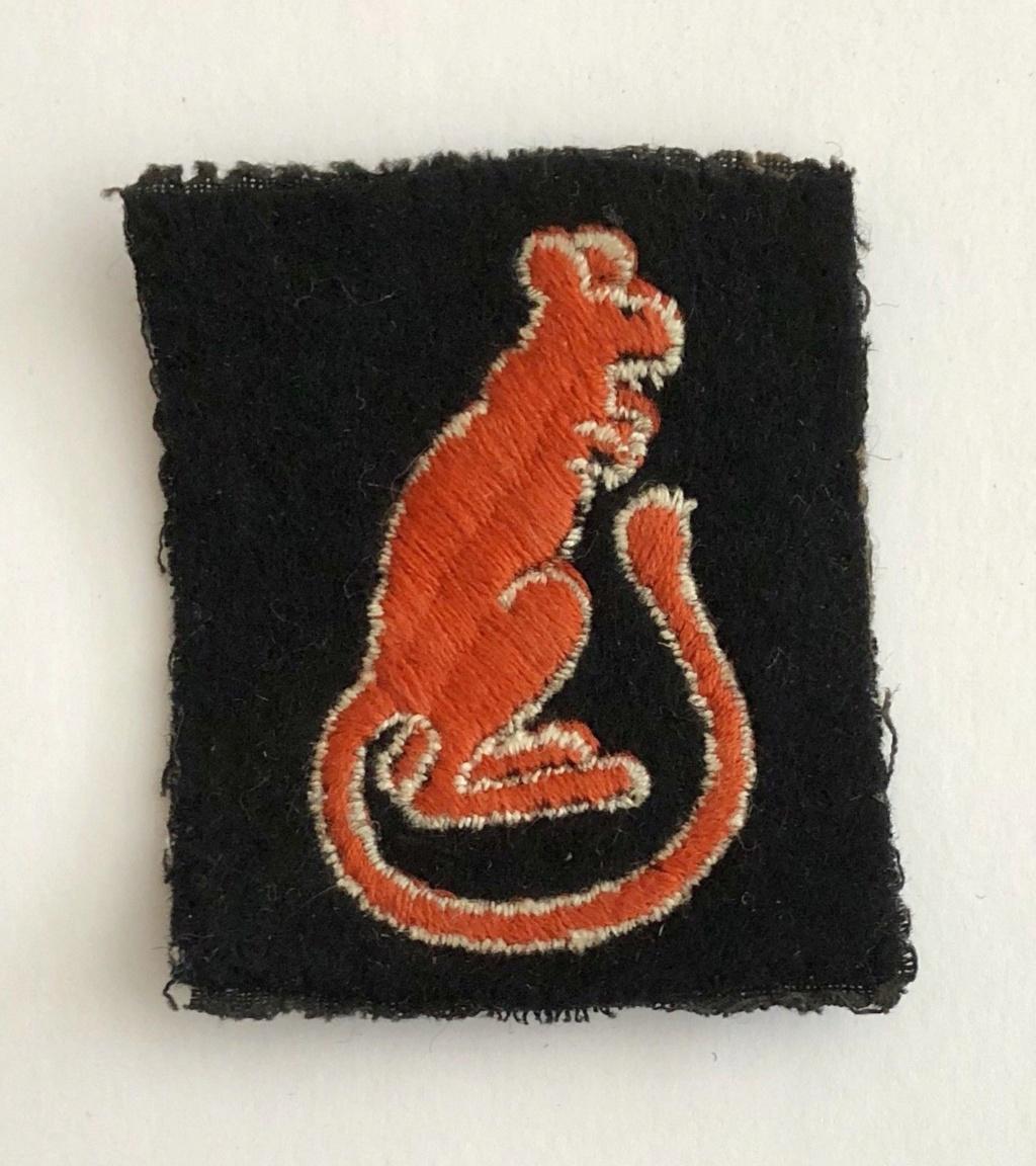insigne tissus 7e division blindée Britannique  7_db_10