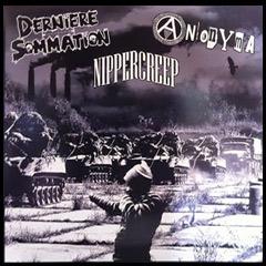 "Split 12"" Dernière Sommation, Anonyma, Nippercreep Splitd10"