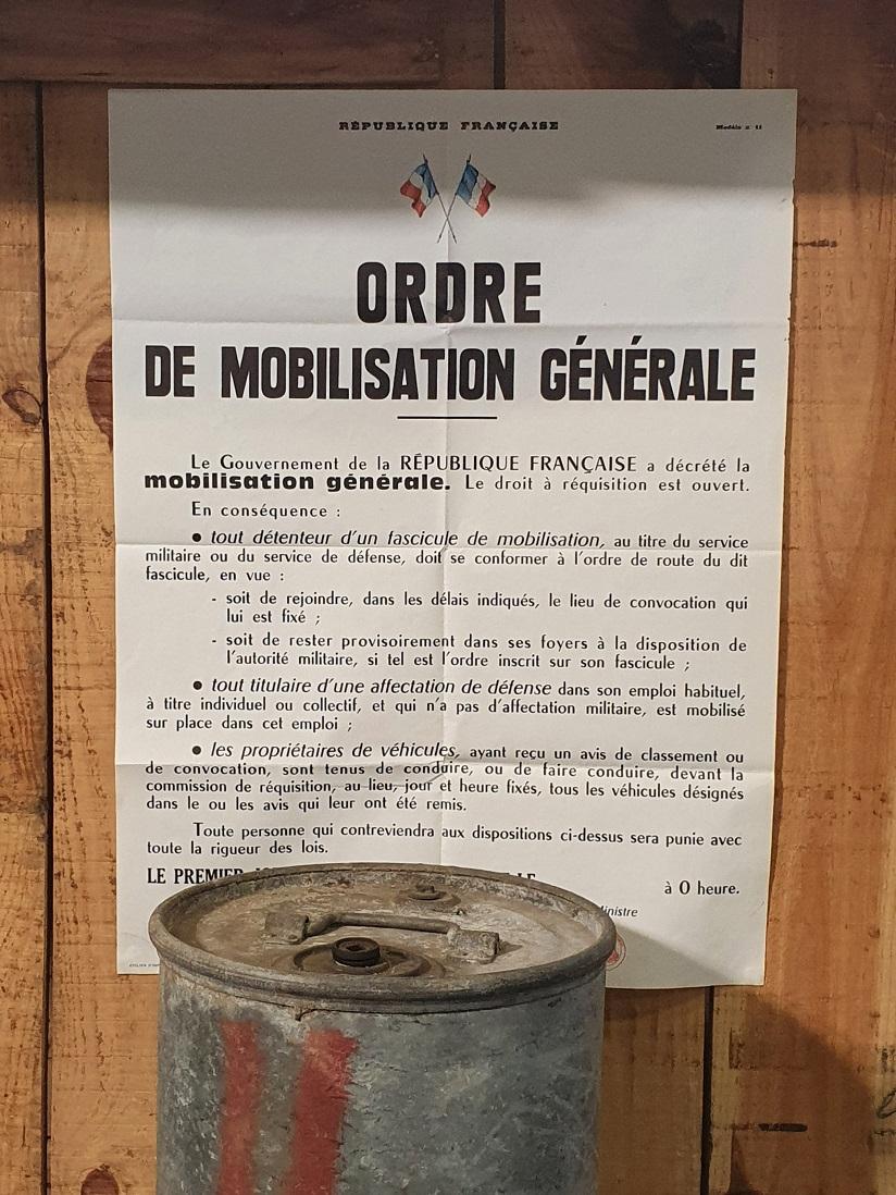 Musée des Blindés à Saumur (49). 20211011