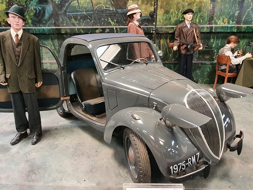 Musée des Blindés à Saumur (49). 20211013
