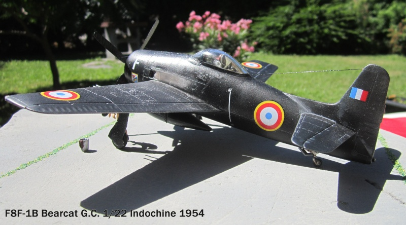 F8 Bearcat 1/48 Hobbyboss F8-00410