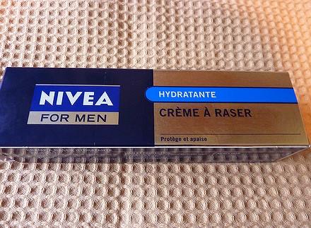 Revue Crème a raser Nivea Nivea_10