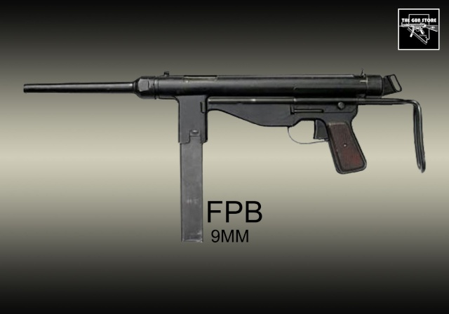 FN MAG 7,62 (GPMG L7A1) Fpb-9m10