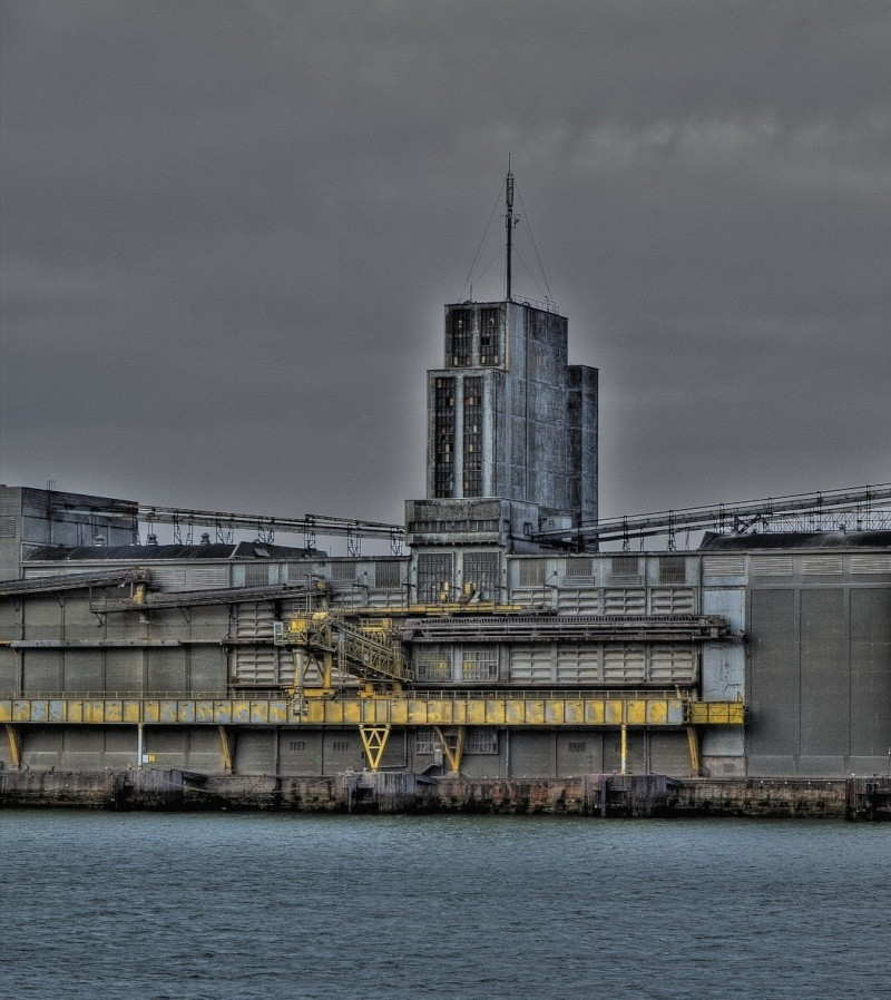 port de Bayonne HDR Port_d10
