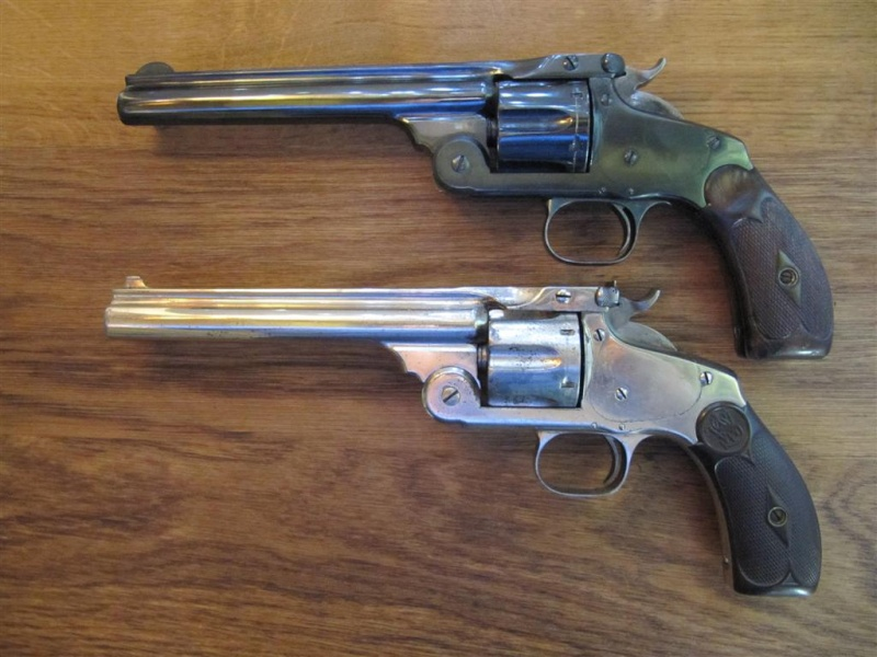 Smith & Wesson New Models N° 3 Target cal .32-44 Img_3921