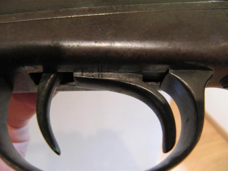 werder - pistolet de la cavalerie bavaroise : Werder Mle 1869 (et son rechargement) Img_4433