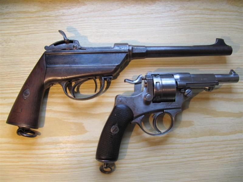 werder - pistolet de la cavalerie bavaroise : Werder Mle 1869 (et son rechargement) Img_4513