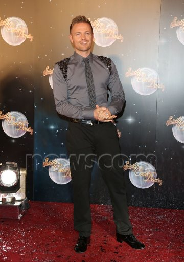 Strictly Come Dancing - Red Carpet Launch Scdred15