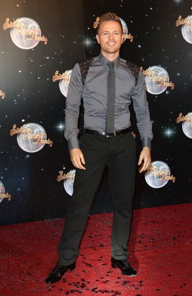 Strictly Come Dancing - Red Carpet Launch Scdred16