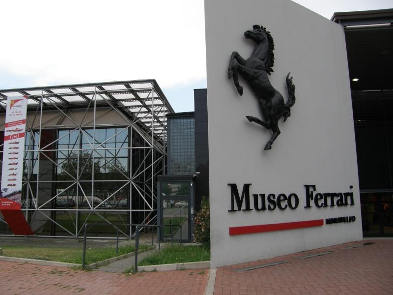 NUOVARAZZALFA visita LO STABILIMENTO FERRARI DI MARANELLO Ferrar10