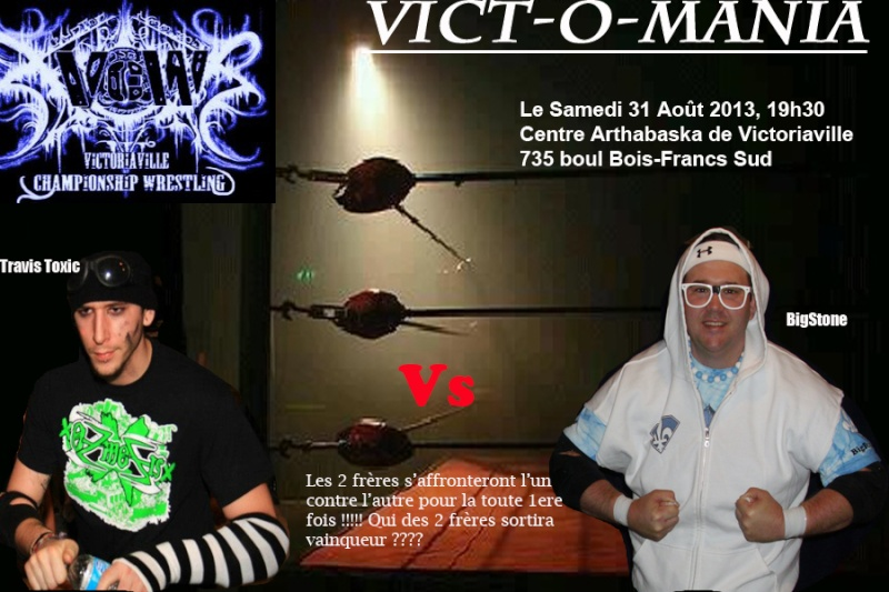 Match Bros Vs Bros pour Victo-Mania Match_10
