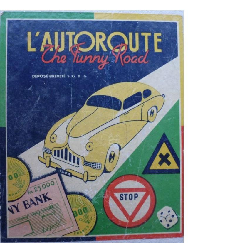 """L'autoroute """" The funny road """" Auto0110"""