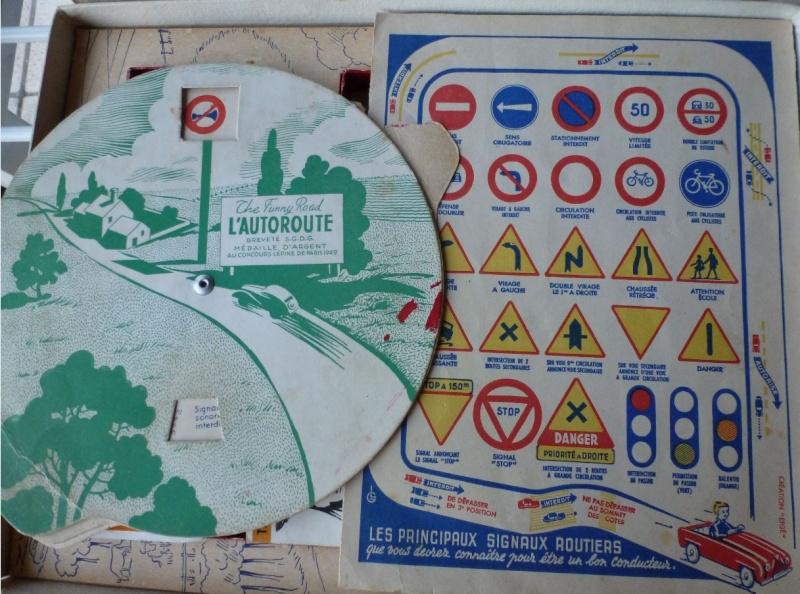 """L'autoroute """" The funny road """" Auto0210"""