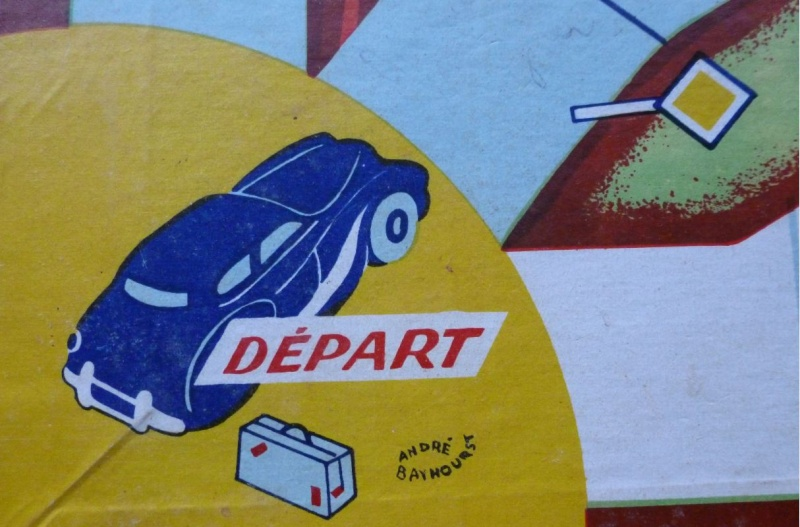 """L'autoroute """" The funny road """" Auto0411"""