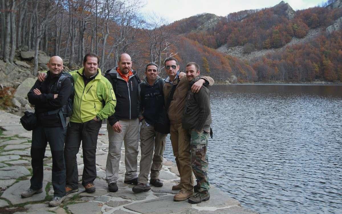Escursione al Lago Santo Gruppo10
