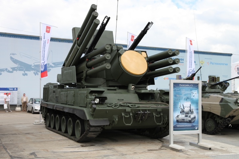 Pantsir-S1 News Thread: - Page 6 Engine10