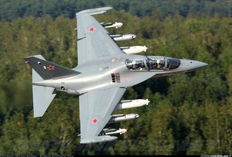 Yak-130: News Yak-1310