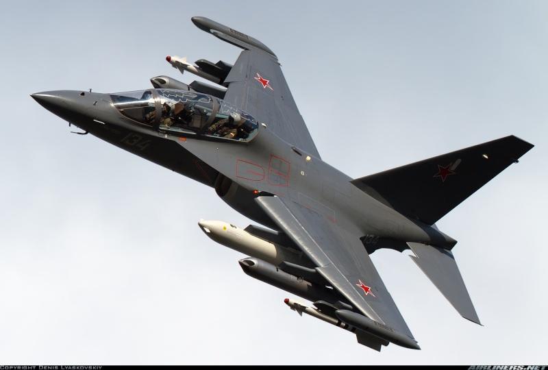 Yak-130: News Yak-1311