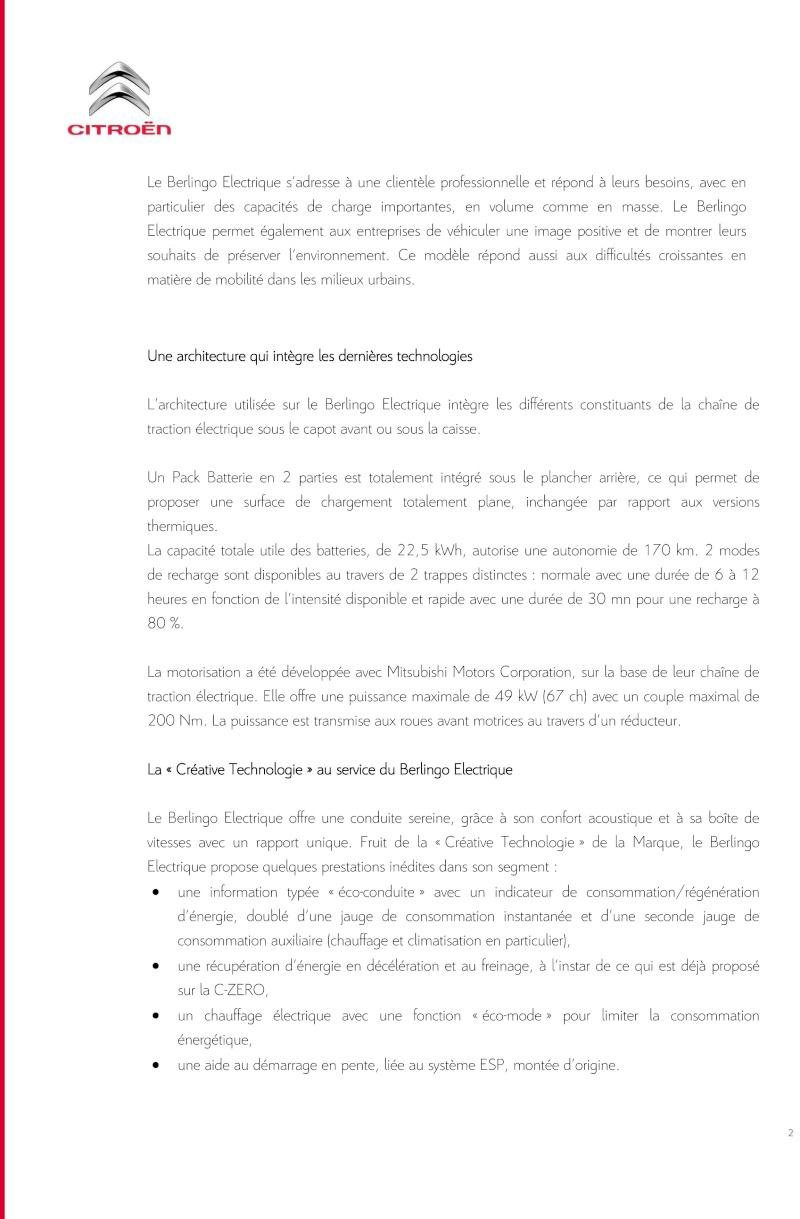 [DECLINAISON] Berlingo Electrique Cp_ber12