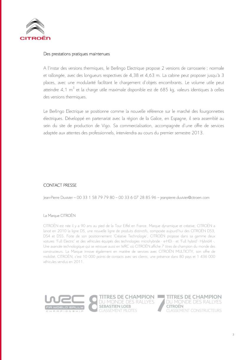 [DECLINAISON] Berlingo Electrique Cp_ber14