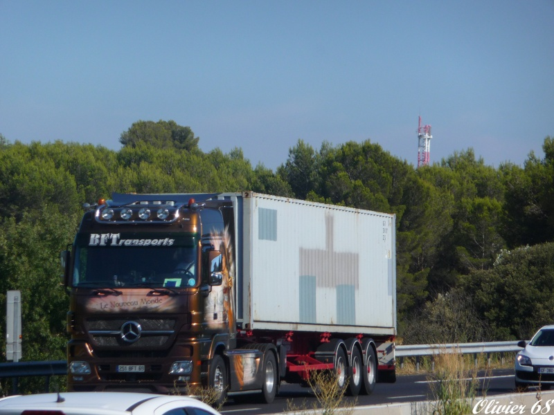 BFT (Billaud Folleas Transports) (Lyon) (69) Bft_6910