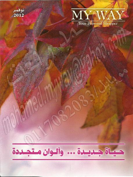فقط وحصريااا..كتالوج ماي واي مصر نوفمبر 2012 الالكتروني للتحميل برابط مباشر X112