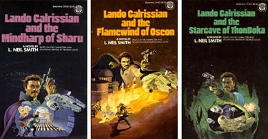 SW : Les romans US qui ne verront jamais le jour en France Lando10