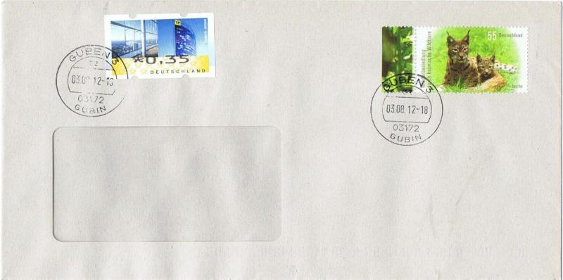 Aus meiner Stempelsammlung deutscher Postorte - A-D 03172_10