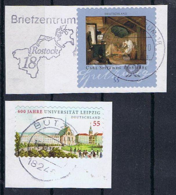 Aus meiner Stempelsammlung deutscher Postorte - A-D Batzow10