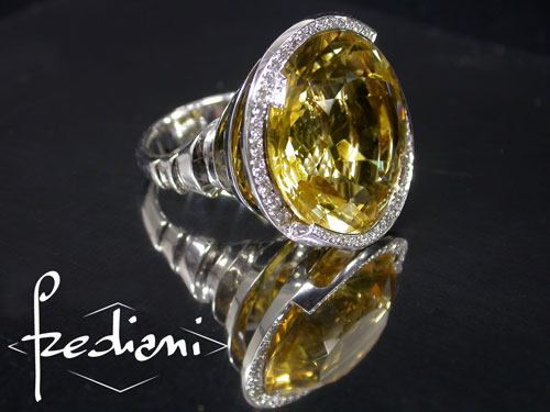 FREDIANI Joaillier Bague-10
