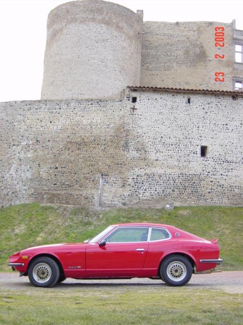 Datsun 260Z 2+2 rouge... présentation enfin!! Montro10