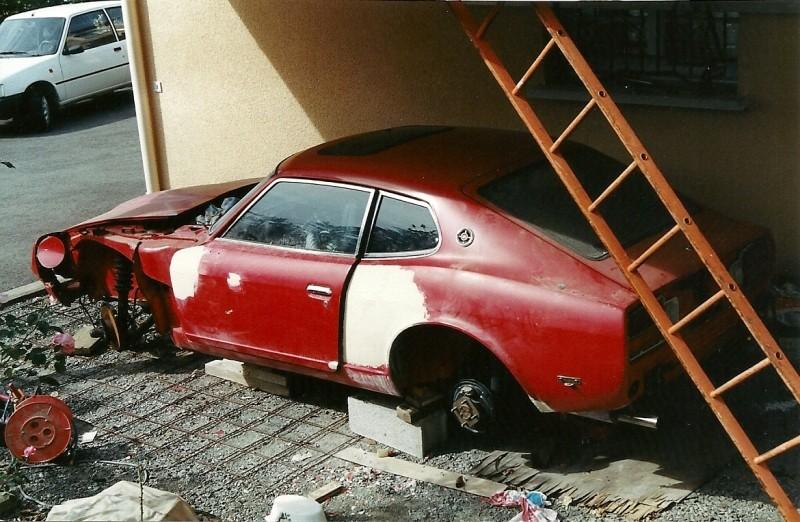 Datsun 260Z 2+2 rouge... présentation enfin!! Ranova31