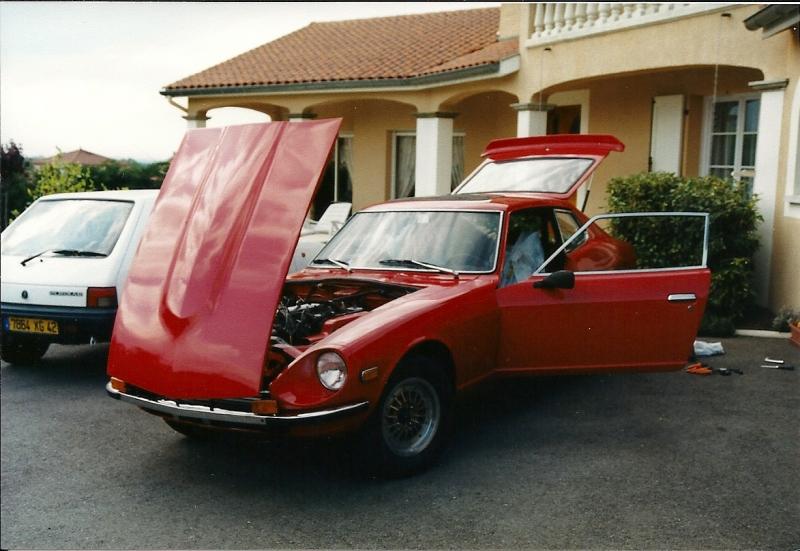 Datsun 260Z 2+2 rouge... présentation enfin!! Ranova42