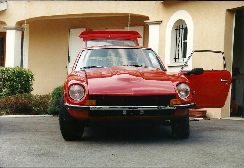 Datsun 260Z 2+2 rouge... présentation enfin!! Ranova43